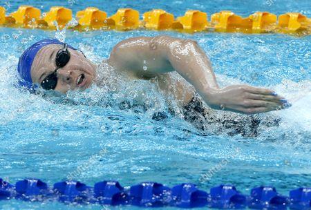 Editorial image of China Swimming World Cup - Nov 2013
