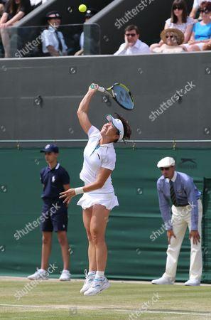 Editorial image of Britain Tennis Wimbledon 2014 Grand Slam - Jun 2014