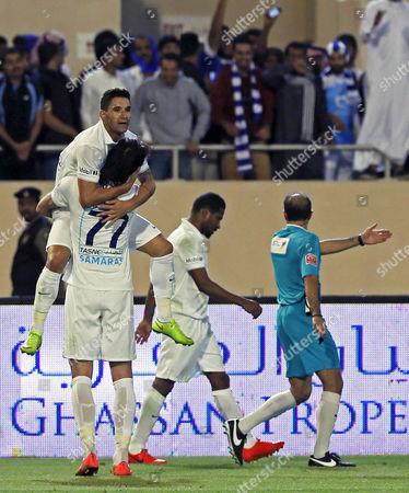 Editorial image of Saudi Arabia Soccer Professional League - Mar 2015