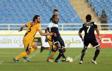 Editorial image of Saudi Arabia Soccer Saudi Professional League - Apr 2015