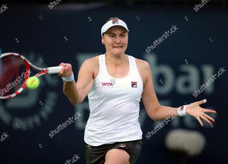 Editorial image of Uae Tennis Dubai Championships - Feb 2014