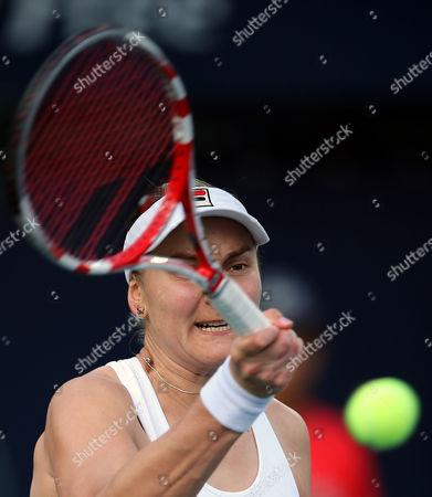 Editorial picture of Uae Tennis Dubai Championships - Feb 2014