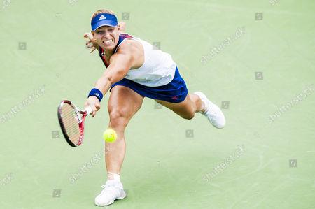 Editorial photo of Usa Tennis Atp - Aug 2013