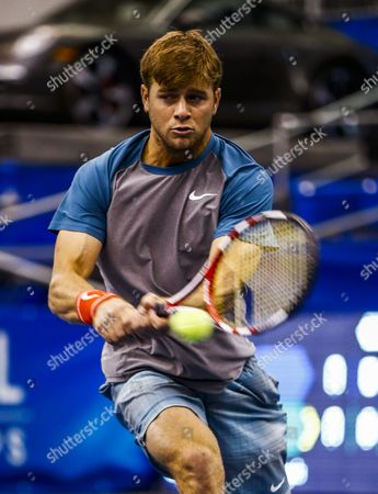 Editorial image of Usa Tennis Us National Indoor Championships - Feb 2014