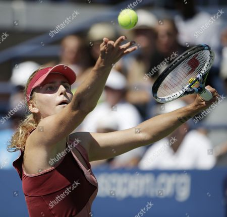 Editorial photo of Usa Tennis Us Open Grand Slam 2014 - Aug 2014