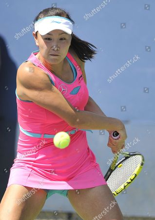 Editorial picture of Usa Tennis Us Open Grand Slam 2014 - Aug 2014