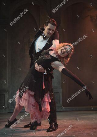 Helen Turner as Alice,  Chris Peluso as Prince Sirki