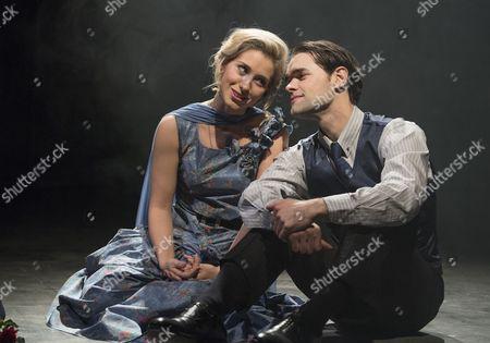 Zoe Doano as Grazia, Chris Peluso as Prince Sirki
