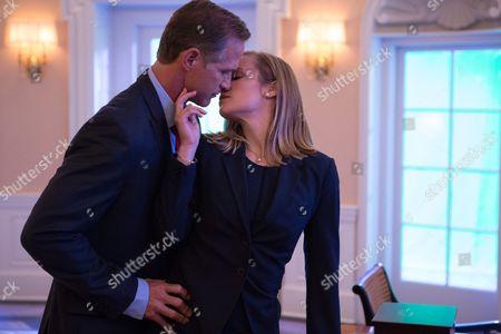 Stock Image of Matt Battaglia and Danielle Savre, Episode 106