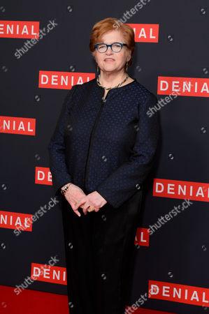 Editorial photo of 'Denial' film premiere, London, UK - 23 Jan 2017