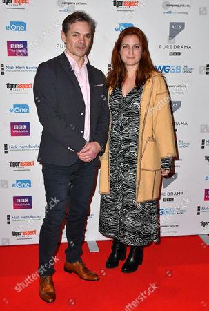Editorial image of Writers's Guild Awards, London, UK - 23 Jan 2017