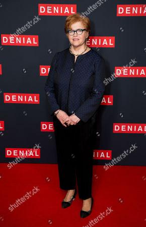 Editorial picture of 'Denial' film premiere, London, UK - 23 Jan 2017