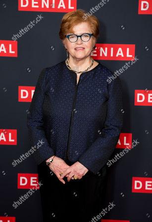 Editorial image of 'Denial' film premiere, London, UK - 23 Jan 2017
