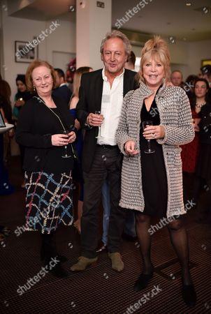 Lady Celestria Noel, Pattie Boyd and Rod Weston