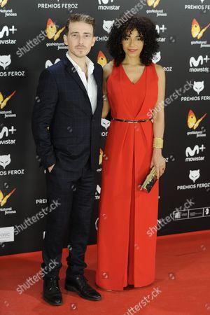 Victor Clavijo and Montse Pla