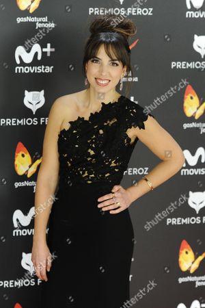 Alicia Rubio