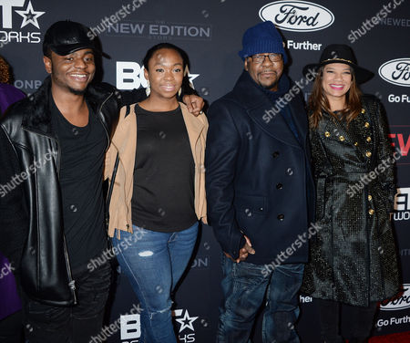 Bobby Brown Jr., Bobby Brown and Alicia Brown