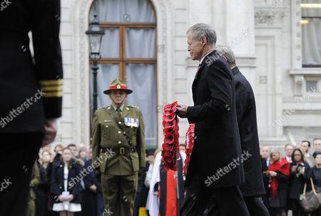Editorial picture of Britain Anzac Day - Apr 2014
