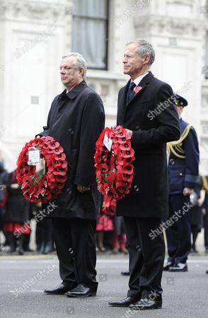 Editorial photo of Britain Anzac Day - Apr 2014