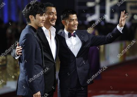 Editorial photo of China Beijing Film Festival - Apr 2012