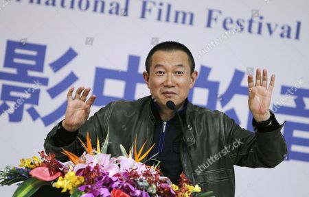 Editorial picture of China Film Music Forum - Apr 2012