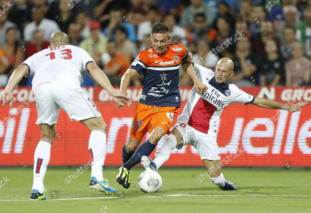 Editorial photo of France Soccer Ligue 1 - Aug 2013
