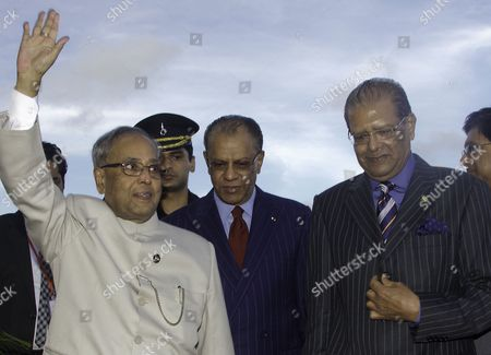 Editorial photo of Mauritius India National Day - Mar 2013