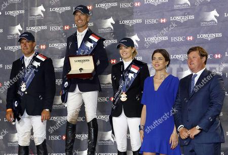 Editorial photo of Monaco Equestrian Royals - Jun 2013