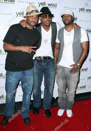 Damon Wayans Jnr., Marlon Wayans, and Craig Wayans