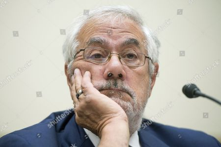 Former Democratic Representative From Massachusetts Barney Frank Appears Before the Us House Financial Services Committee Hearing on 'Assessing the Impact of the Dodd-frank Act Four Years Later' on Capitol Hill in Washington Dc Usa 23 July 2014 United States Washington
