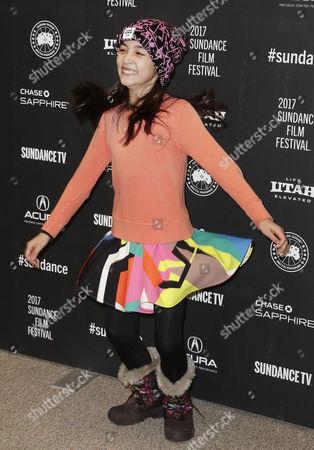 Editorial picture of 2017 Sundance Film Festival 'Marjorie Prime', Park City, Usa - 23 Jan 2017