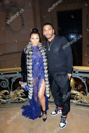 Shantel Jackson, Nelly