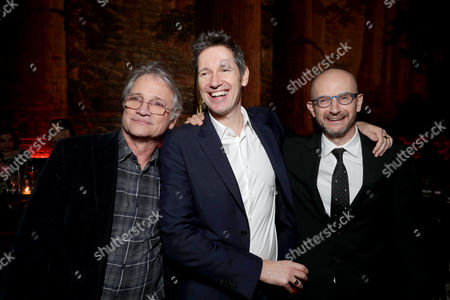 Stock Photo of Clint Culpepper, Paul W.S. Anderson, Jeremy Bolt