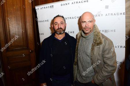 Dany Atrache, Guy Amram