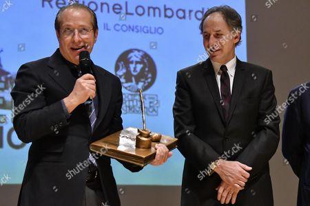Paolo Berlusconi, Franco Baresi