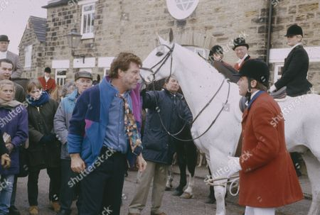 Editorial photo of 'Emmerdale' TV Series - 29 Dec 1992