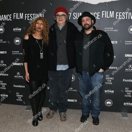 Brenda Gilbert, Miguel Arteta, Aaron Gilbert