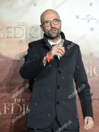 German Director Philipp Stoelzl Arrives For the Premiere of 'The Physician' at Cineplexx Cinema Wienerberg in Vienna Austria 17 December 2013 the Movie Based on the Novel of the Same Title by Us Writer Noah Gordon Opens in Austrian Cinemas on 26 December Austria Vienna