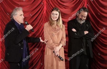 Editorial photo of Austria Cinema - Nov 2014