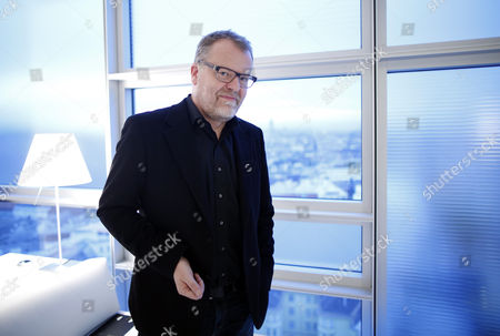 A Picture Made Available on 09 November 2012 Shows Austrian Film Director Stefan Ruzowitzky Posing For a Photograph During an Interview with the Austria Presse Agentur (apa) in Vienna Austria 08 November 2012 Austria Vienna
