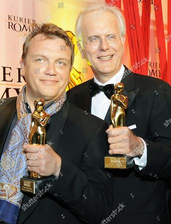 Editorial image of Austria Cinema Romy Gala 2011 - Apr 2011