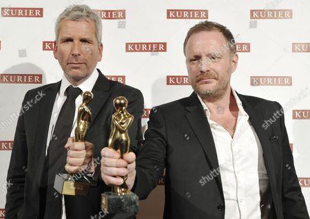 Editorial image of Austria Cinema Romy Gala 2012 - Apr 2012