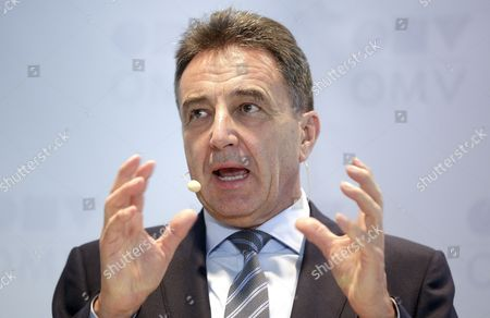 Editorial picture of Austria Economy Omv North Sea Acquisition - Aug 2013