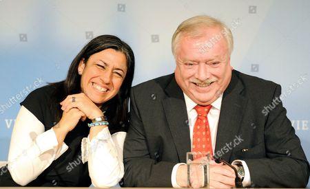 Editorial photo of Austria Elections - Nov 2010