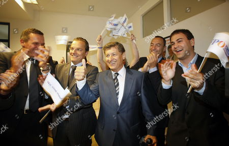Editorial image of Austria Elections - Sep 2010