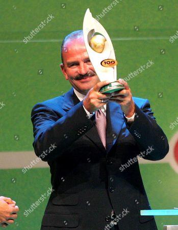 Editorial photo of Austria Football Association Centenary - Aug 2004
