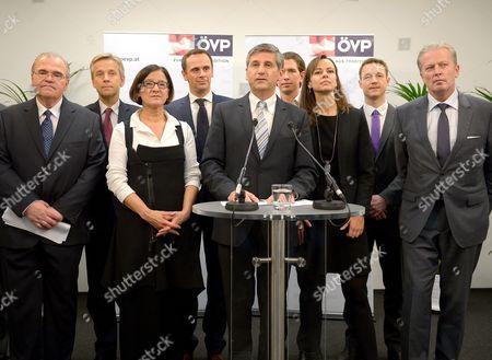 Editorial picture of Austria Government - Dec 2013