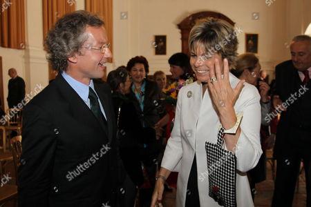 Editorial image of Austria Holland Prize - Jul 2010