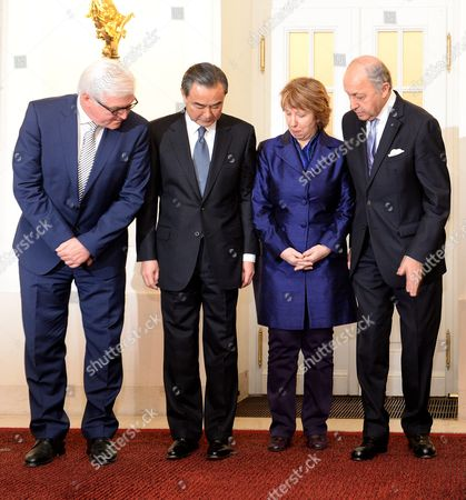 Editorial picture of Austria Iran Diplomacy - Nov 2014