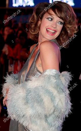 Actress Elke Winkens Arrives For the Life Ball in Vienna Austria 17 May 2008 the Life Ball is Europe's Largest Aids Charity Event Begun in 1993 It Takes Place Annually at the City Hall in Vienna Austria the Event is Organized by Gery Keszler and It is the Only Aids Charity Event That Takes Place in a Political Building Austria Vienna